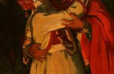 Влюбленные пензенцы смогут сделать селфи на фоне картины «Поцелуй»