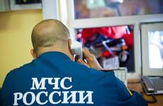 Из полыхающего подвала дома на улице Минской спасли трех человек