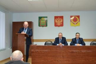 Главой Неверкинского района назначили бывшего вице-губернатора Саратовской области