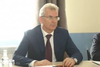 Путин лично вручит пензенскому губернатору Белозерцеву Орден Почета – СМИ
