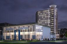В Пензе ожидается открытие самого крупного в городе Многофункционального гостиничного комплекса