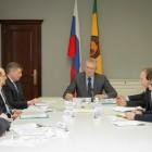 Губернатор Пензенской области Иван Белозерцев намерен завершить строительство нового корпуса кузнецкой больницы