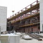 В пензенском «Спутнике» строят ФОК с бассейном