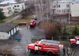 В Кузнецке эвакуировали детский сад