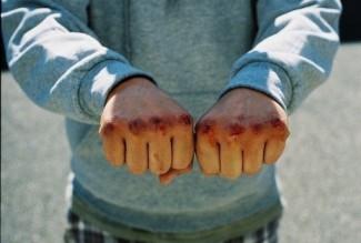 В Пензе 44-летний мужчина избил престарелую мать
