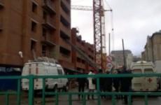 СМИ: В Саранске произошло обрушение новостройки. Есть жертвы