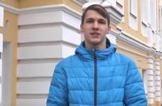 Православная пензенская молодежь поздравила Патриарха Кирилла с днем рождения
