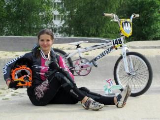 Пензенская велосипедистка стала мастером спорта России международного класса