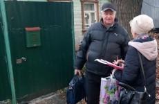 Пензенские чиновники «поругали» жителей Терновки за мусор