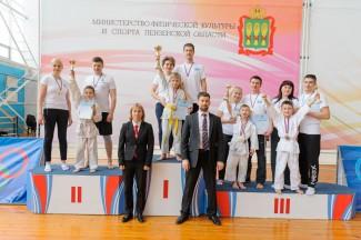 Состоялся первый семейный праздник спорта и дзюдо в Пензе