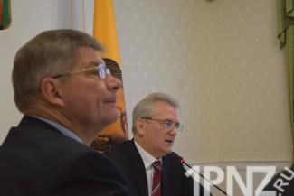 Вице-губернатор Пензенской области Савин покинул пост