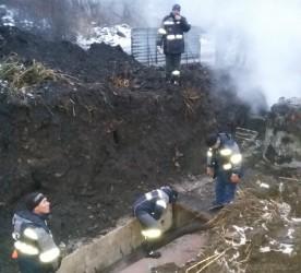 Мэрия и энергетики держат на контроле ремонт теплотрассы на Нахимова