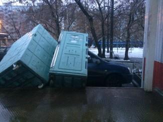 За полтора часа припаркованное авто пензенца превратилось в «нечто невообразимое»