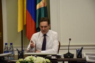 Совещание у Кувайцева: назначение Иванкина, лидерство в БКД, строительство сетей «Газпрома»