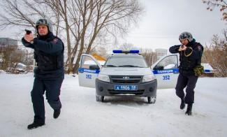 В Кузнецке Росгвадрия задержала лихача, ехавшего подшофе