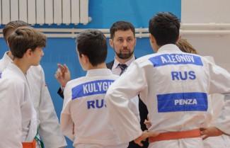 В Каменке прошёл семинар по базовой технике дзюдо