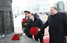 Михаил Бабич пригласил на День Героев Отечества мать погибшего пензенского офицера