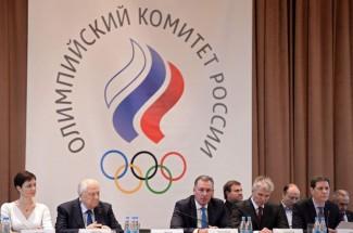 Кабельский принял участие в Олимпийском собрании