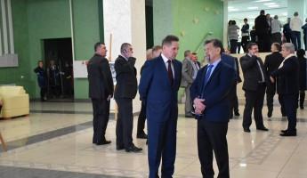 Виктор Кувайцев посетил семинар «Актуальные вопросы местного самоуправления в Пензенской области»