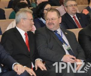 Источник: сенатор от Пензенской области Мельниченко может войти в Генсовет ЕР