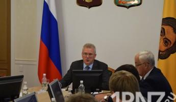 Белозерцев сократил пензенским чиновникам каникулы