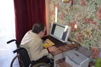 Безграничные возможности интернет-технологий: более сотни пензенских детей с инвалидностью получили дистанционное образование в 2017 году
