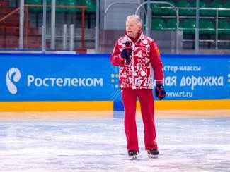 «Ростелеком» пригласил участников «Звездной дорожки» на чемпионат России в Санкт-Петербурге