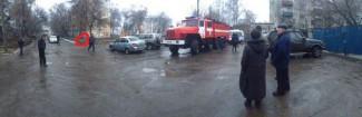 Переполох на Ворошилова. На место ЧП съехались все спецслужбы Пензы