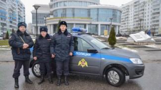 Бойцы Росгвардии спасли жителя Пензы, провалившегося под лед