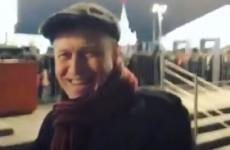 Владелец «Унитрона» из Пензы Николай Булаткин встретил Новый год на Красной площади вместе с поп-певцом Егором Кридом