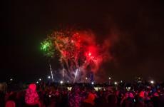 В Городе Спутнике с размахом отметили Новый год