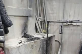 18 спасателей тушили серьезный пожар в магазине на Суворова в Пензе