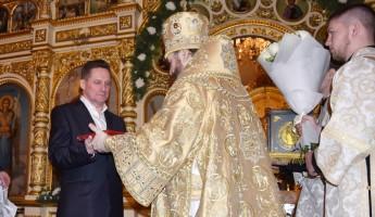Виктор Кувайцев поздравил жителей Пензы с Рождеством