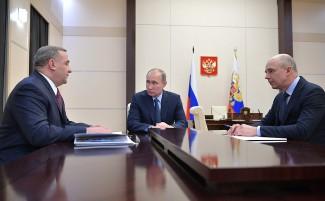 Школьница из Пензенской области встретится с президентом Владимиром Путиным