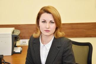 Новый начальник управления транспорта Пензы Юлия Еремина: «Иначе быть не может»