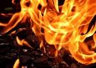 12 спасателей тушили пожар на улице Молокова в Пензе