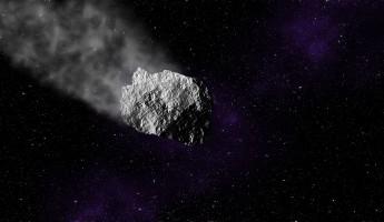 Около Земли пролетит большой и «потенциально опасный» астероид