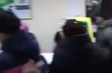 В пензенском банке клиенты устроили «давку» во время оплаты коммуналки