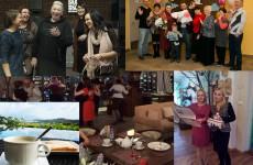 ВИП-неделя: Фейгина усиливает тыл, Сафронов «тангует», Туктаров смакует тайский кофе