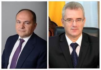 Иван Белозерцев провел рабочую встречу с заместителем Министра финансов РФ