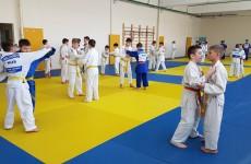 Пензенские дзюдоисты проходят учебно-тренировочные сборы