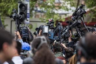 До «проклятой» дороги на Бекешской добрались журналисты РЕН-ТВ