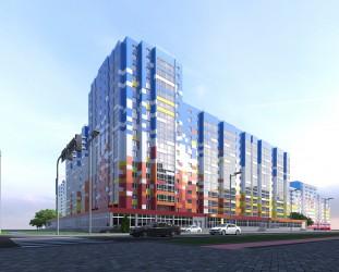 В Городе Спутнике стартовали продажи квартир в строении № 52