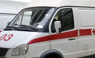 В результате столкновения автобуса и легковушки на ГПЗ пострадала женщина