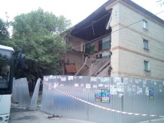 Жильцам рушащегося пензенского дома №35 на Ударной не удалось оспорить принудительное выселение