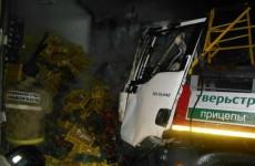 Груда металла. В столкновении двух фур под Челябинском погиб водитель из Пензы