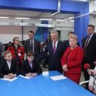 Министр образования РФ Васильева посетила детский пензенский технопарк «Кванториум»
