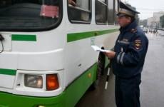 В Пензе и области 6 марта ДПСники будут массово тормозить водителей автобусов, троллейбусов и маршруток