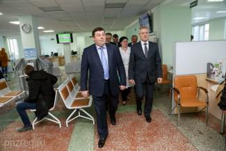 Пензу посетил ректор Первого МГМУ имени Сеченова Петр Глыбочко