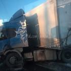 В Пензе случилось четверное ДТП с участием большегрузов – соцсети